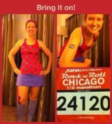 Chicago Racecation Part 2: Rock n Roll Chicago Half Recap