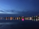 (Almost) Wordless Wednesday: Baltimore at Dawn