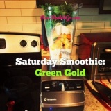 Green Gold Smoothie