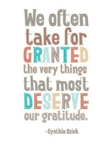 Wellbeing Wednesday: Gratitude