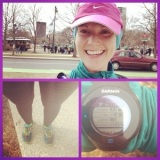 My terribly awesome 9 miler last weekend