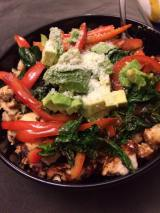 Healthy Recipe: Savory Oat & Protein Bowl