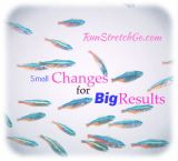 Small Changes lead to Big Results