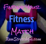 Well, that didn't work – Finding your FitnessMatch
