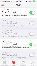 Making time for Marathon Training