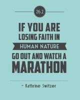 Chicago Marathon Training & I need your help!